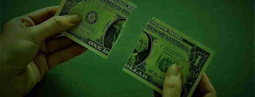 Tearing Apart a Dollar